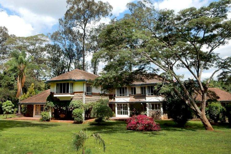 Muthaiga, Nairobi