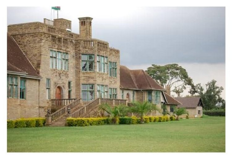 Lord Egerton Castle