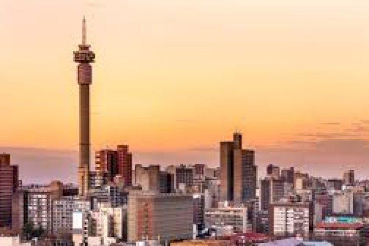 1. Johannesburg – South Africa