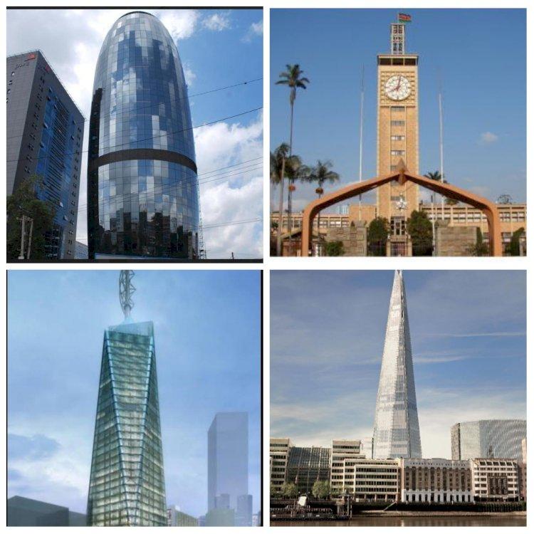 Architectural Similarities Between Kenyan and London's Buildings