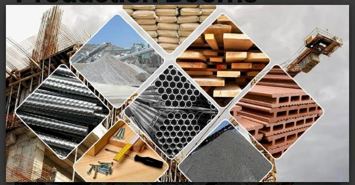 The Circle of Building Materials in Africa