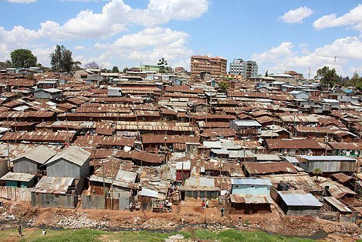 Why Kibera is the Largest Slum in Africa.
