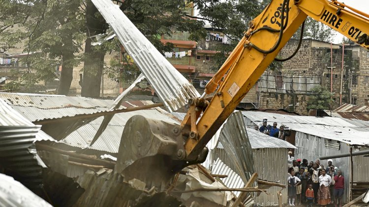 Nairobi Eastlands Demolitions: Is The County Gentrifying the Estates?