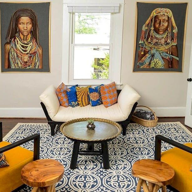 5 Ways African Interior Décor Can Change Your Apartment's Outlook