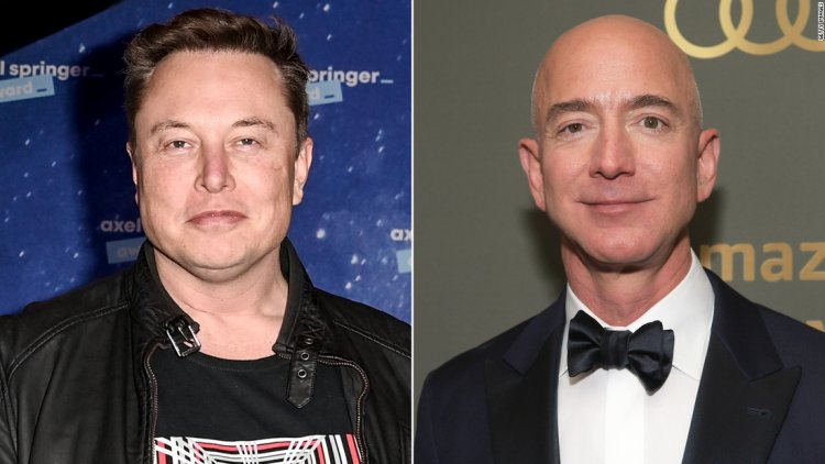 Real Estate Investments By 2 Richest Moguls: Jeff Bezos and Elon Musk