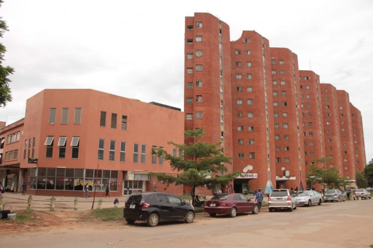 Premium Plaza, The Tallest Building on Copperbelt