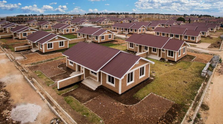 Competition in Real Estate Economy : Catalyst for Development in Nigeria