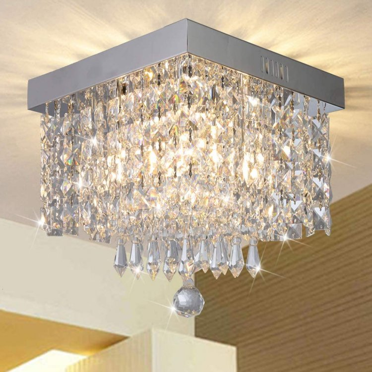 The Glamour of Chandelier Lighting