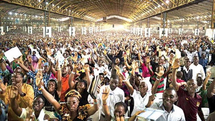 Advent And Development Of Massive Architectural Designs Of Churches Auditorium In Nigeria