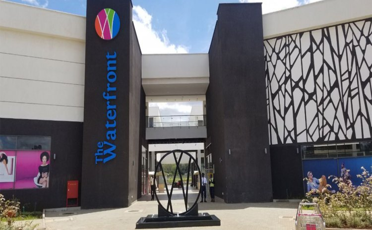 The Waterfront Mall in Karen up for Sale?