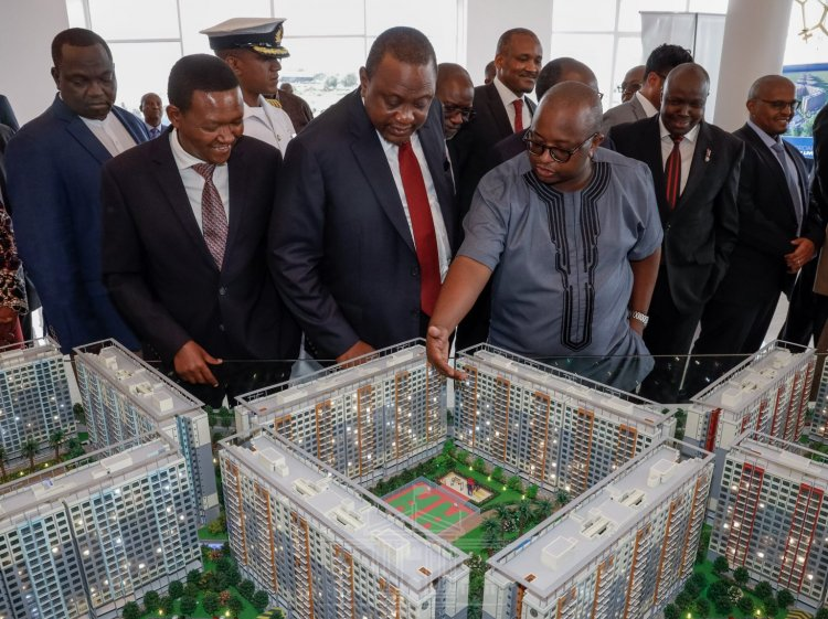 Does the Kenyan Government Subsidize the Construction of New Housing for Low-Income Residents?