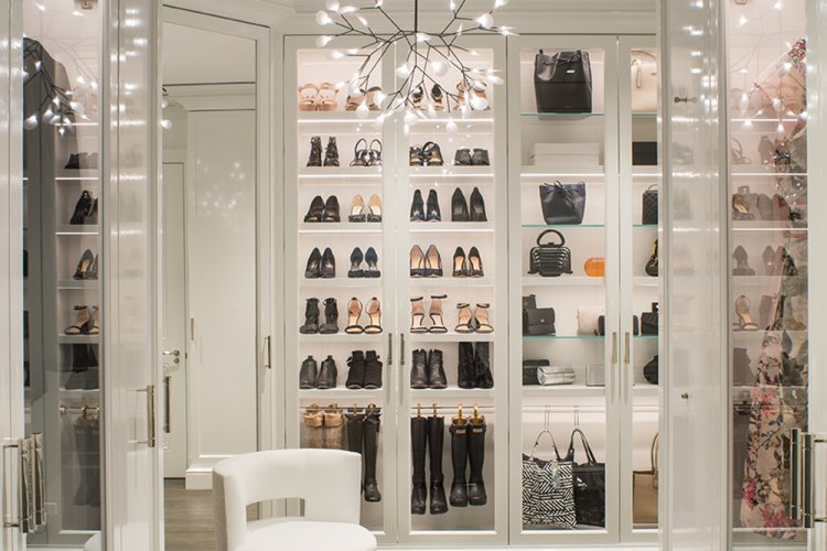 5 Types of Closets
