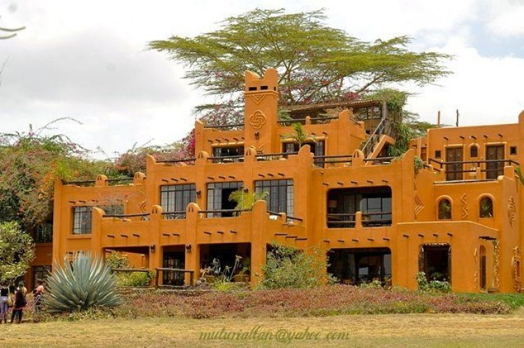 African Heritage House; The Most Photographed House in Africa Is Up for Sale