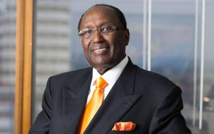 Kenya's Real Estate Mogul, Chris Kirubi Dies at 80