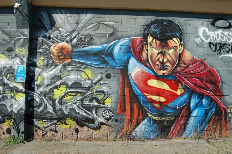 The Life in Street  Art