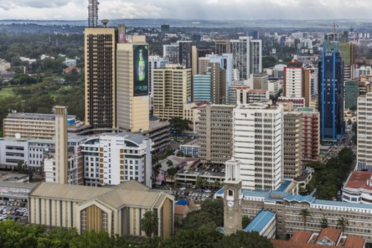 Kshs.1,500 Fine Daily for Non-compliance to Repaint Buildings in Nairobi