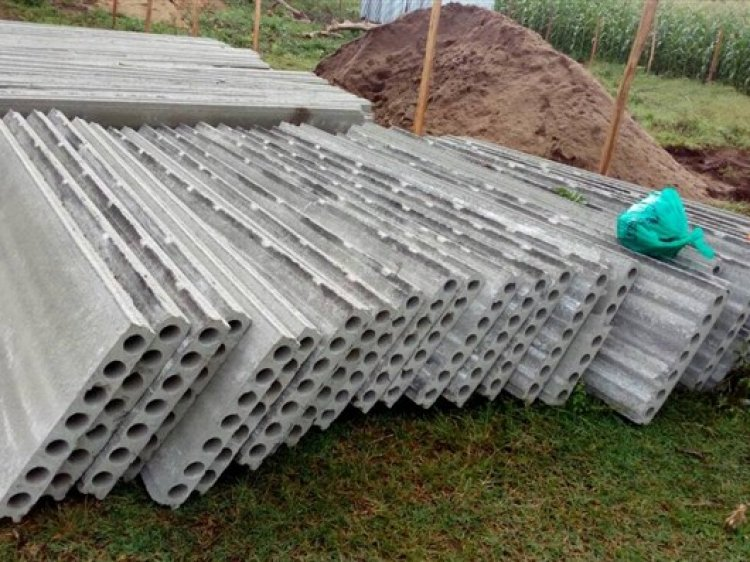 Affordable Construction Materials; Concrete Panel Systems