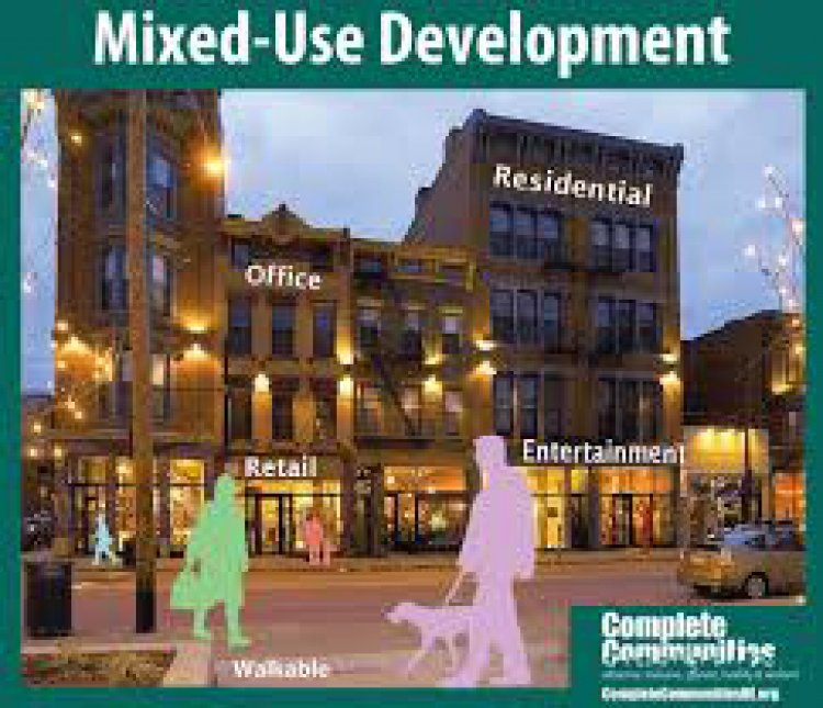Merits and Demerits of a Mixed-use Development