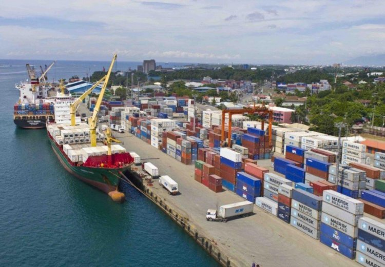The Lamu Port; African Cargo Transportation Hub