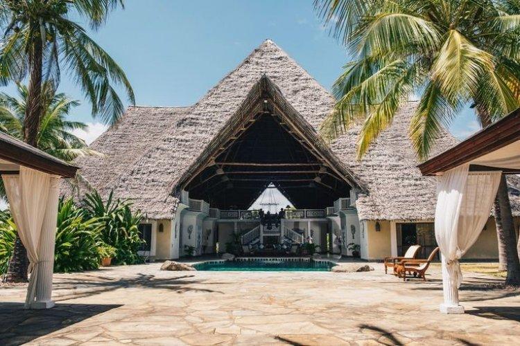 Naomi Campbell's Luxurious Villa in Malindi [PHOTOS]