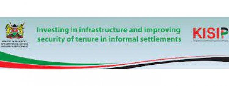 Kenya Informal Settlement Improvement Project (KISIP)
