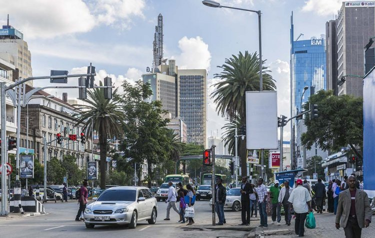 Kenya: The New Kid in Africa's Middle- Income Economies