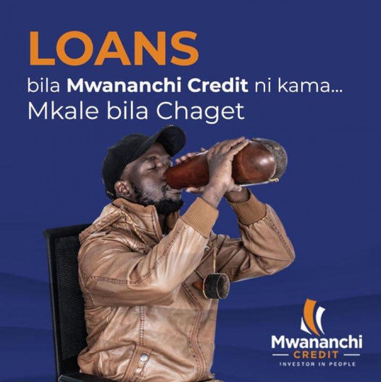 Mwananchi Credit 2021 Best Land Title-Based Financer.